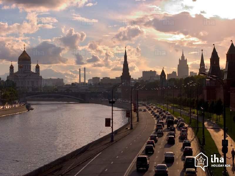 Лучший город для туризма - Москва