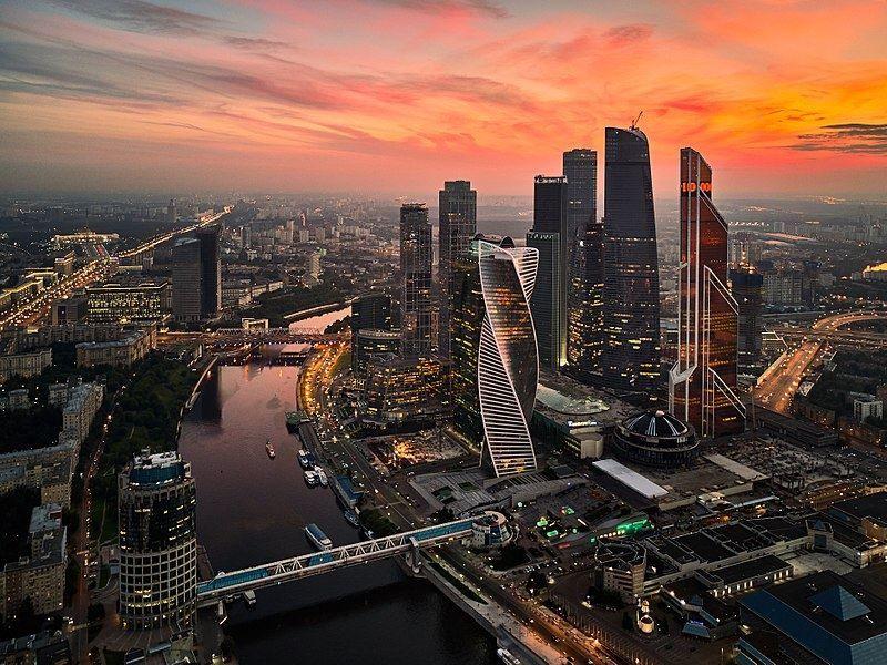 Лучший город России для проживания