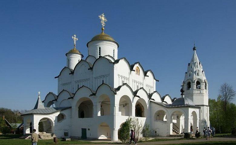 Фото из Суздаля, города золотого кольца России
