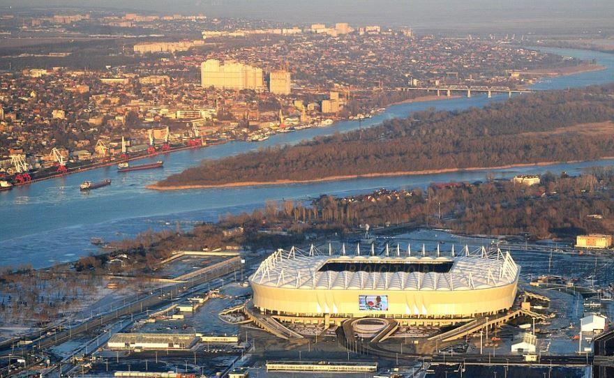 Ростов на дону - один из городов золотого кольца