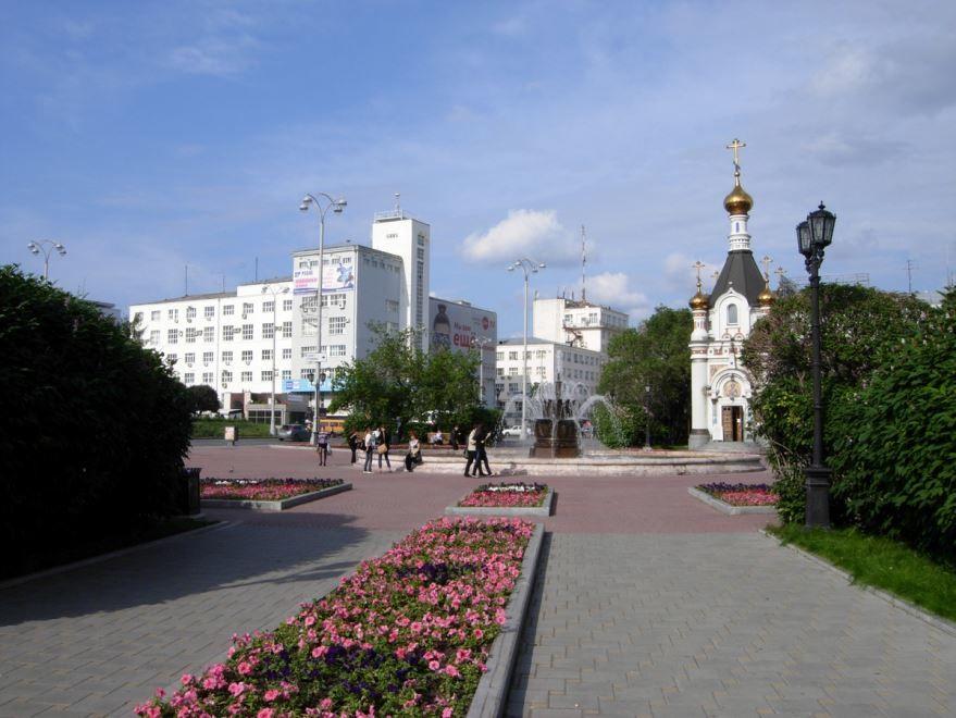 Екатеринбург - город миллионник России