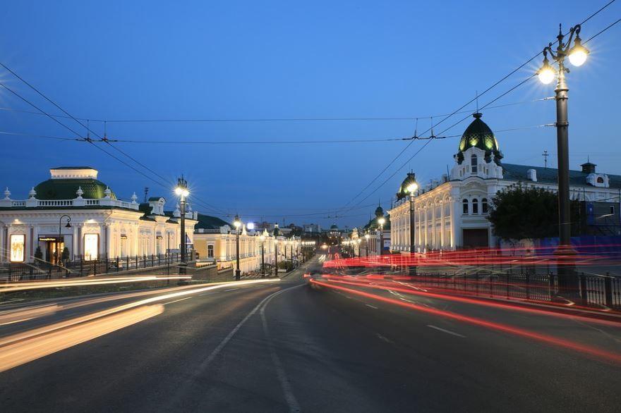 Город миллионник - омск, смотреть фото