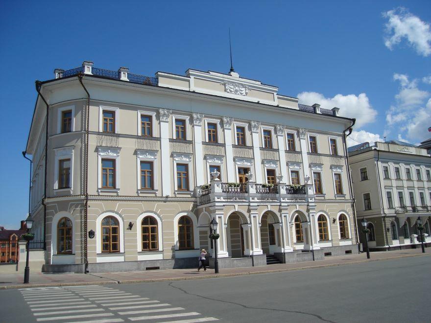 Казань - город миллионник России