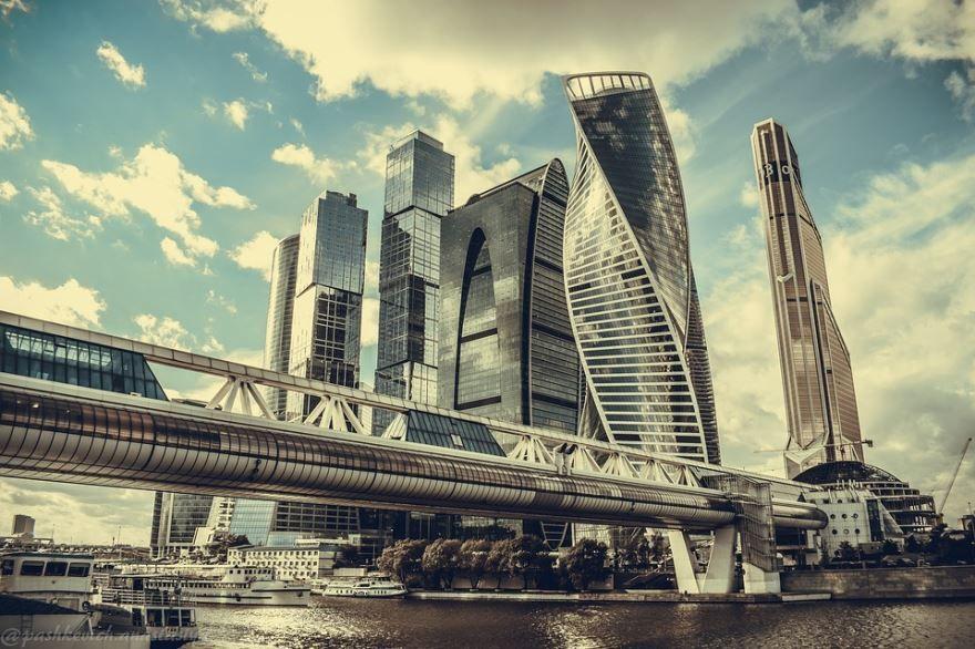 Фото столицы Москвы