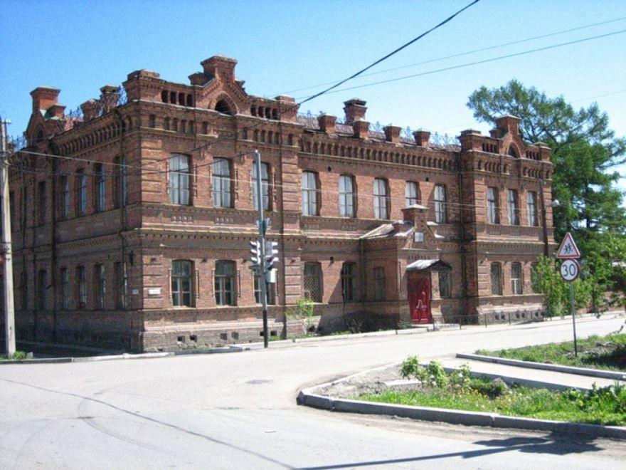 Смотреть красивое фото школа города Ирбит