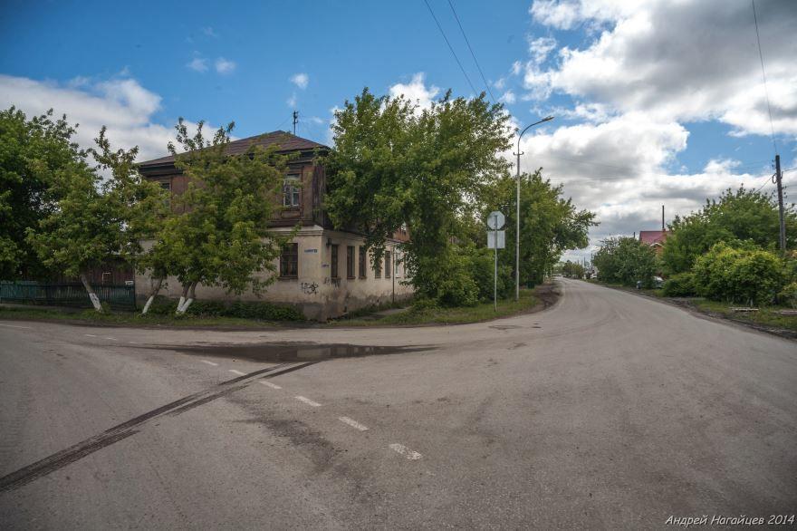 Скачать онлайн бесплатно лучшее фото города Ишим улица города