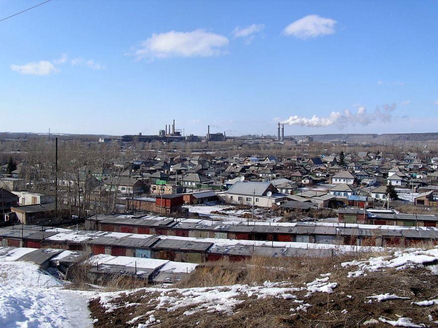 Скачать онлайн бесплатно фото города Искитим Новосибирская область в хорошем качестве