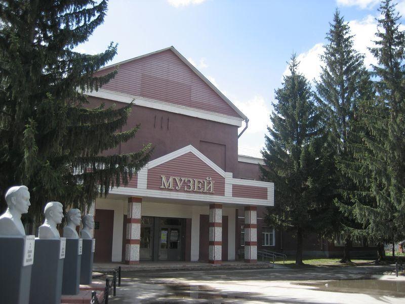 Смотреть фото городского исторического музея в городе Искитим бесплатно