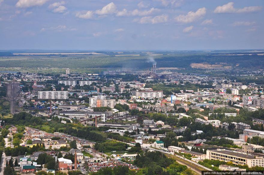 Скачать онлайн бесплатно лучшее фото города Искитим в хорошем качестве