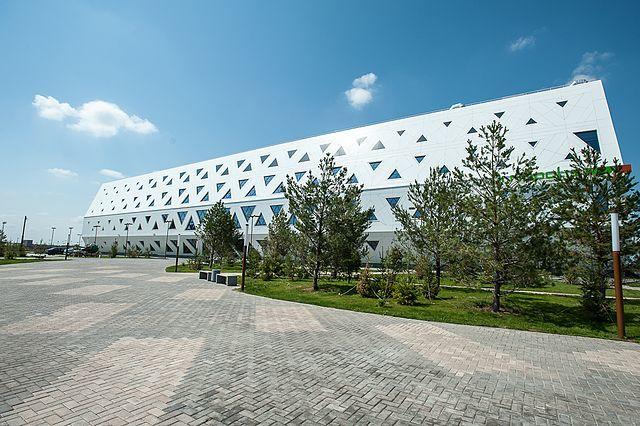 Спортивный комплекс в Иннополисе