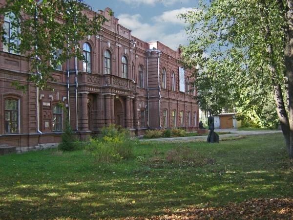 Художественный музей город Иваново