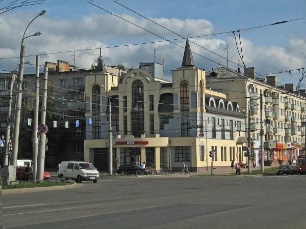 Скачать бесплатно фото красивых зданий в городе Иваново