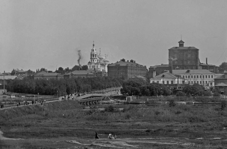 Скачать онлайн бесплатно старинное фото города Иваново в хорошем качестве