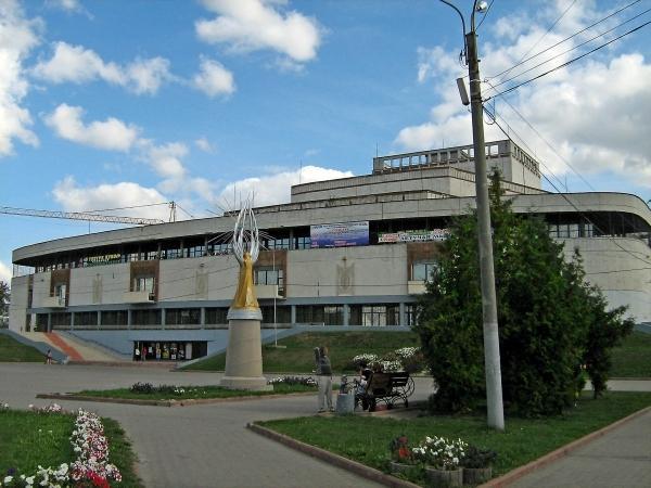 Здание театра город Иваново
