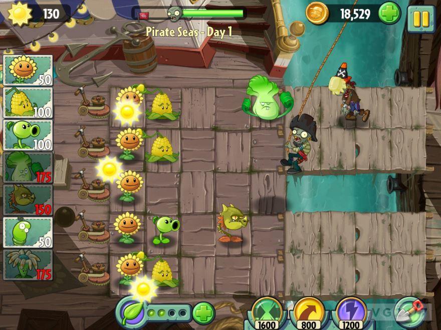Игра растения против зомби бесплатно