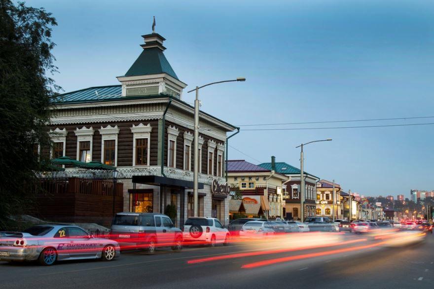 Смотреть лучшее фото достопримечательности города Иркутск бесплатно