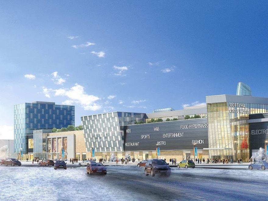 Торгово-развлекательный центр город Иркутск 2019 сегодня
