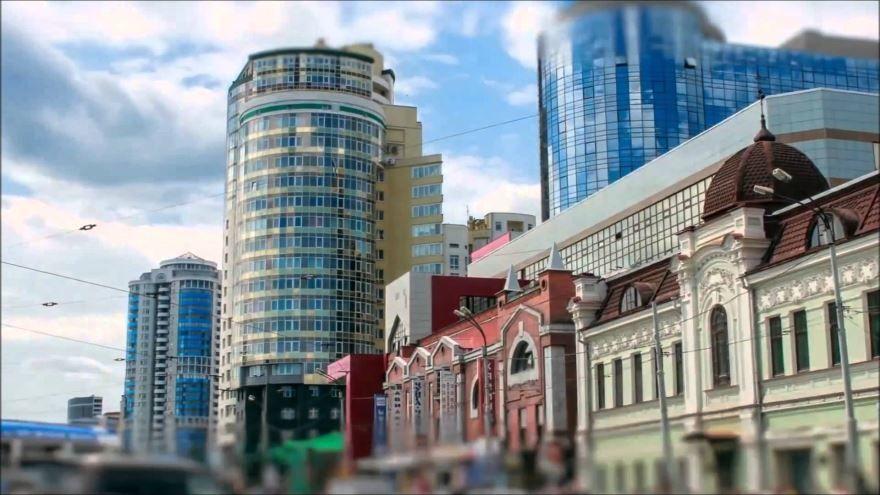 Смотреть лучшее фото города Екатеринбург красивые здания города
