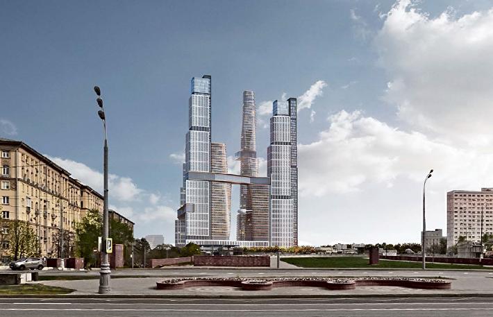 Смотреть лучшее фото города Москва 2018 бесплатно