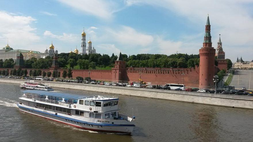 Лучшее фото Москва река