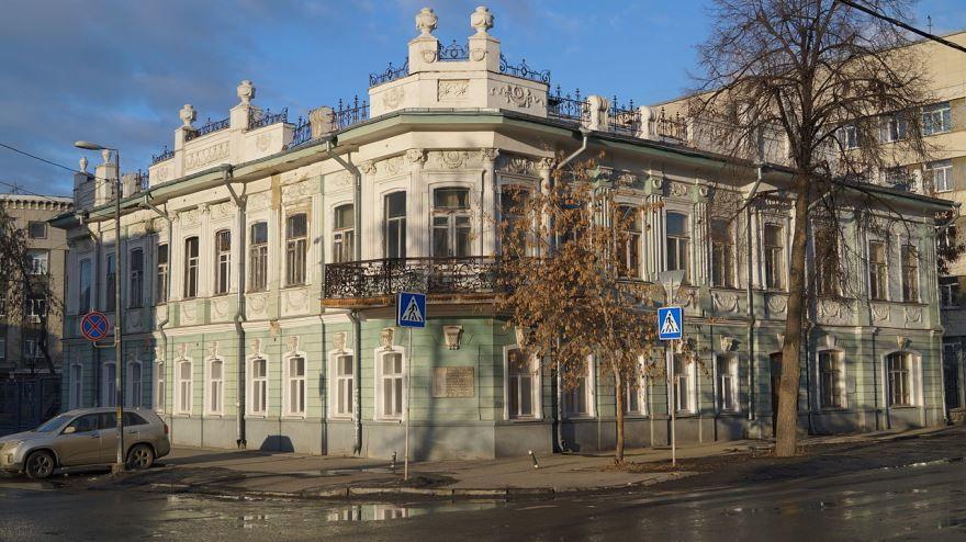 Особняк Архипова город Челябинск