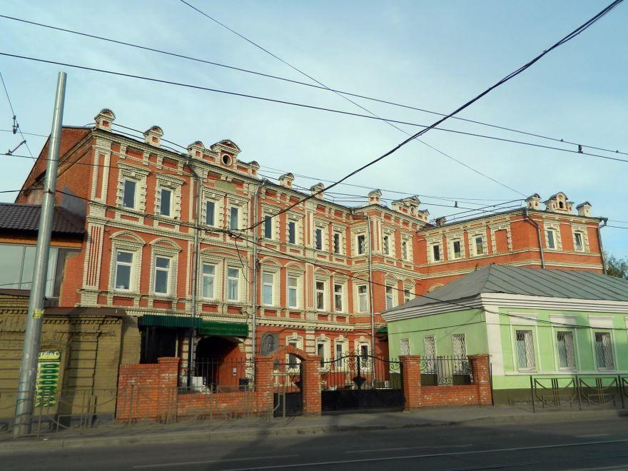 Медресе Мухаммадия город Казань