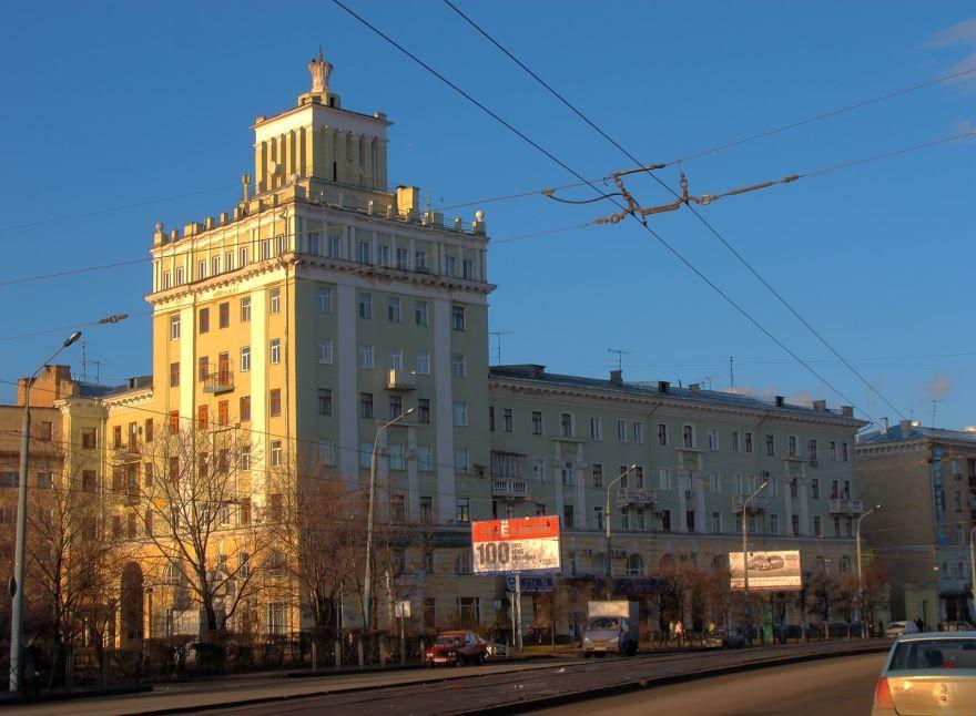 Смотреть красивое фото улица Декабристов город Казань