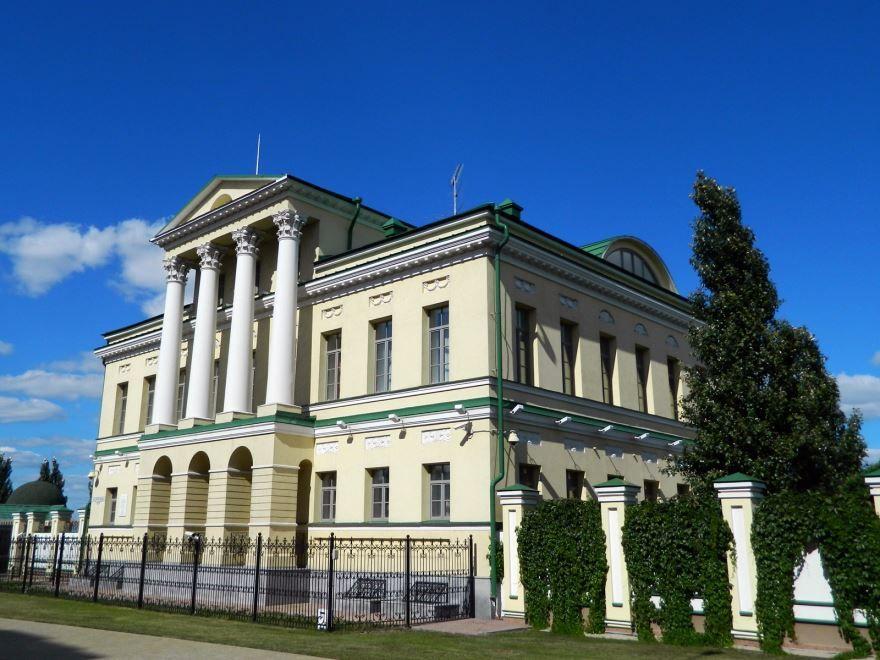 Дом благородного собрания город Тюмень