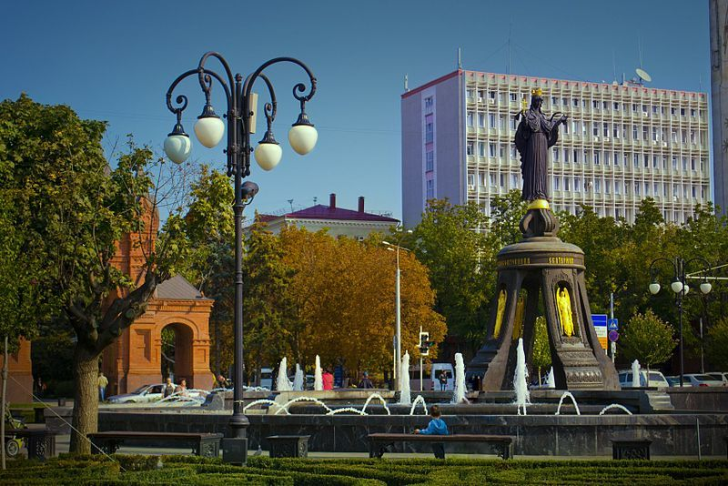 Скачать онлайн бесплатно лучшее фото города Краснодар в хорошем качестве