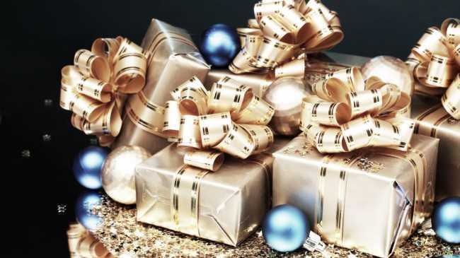 Лучший подарок под елку