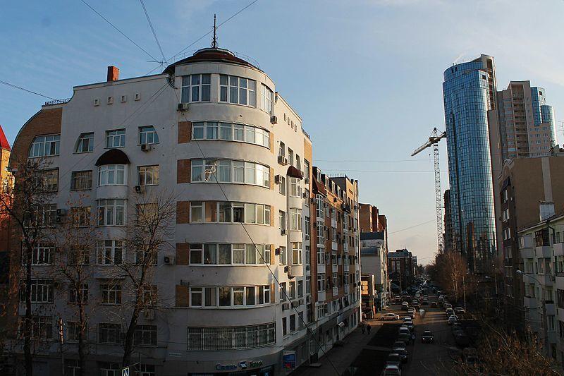 Смотреть лучшее фото улицы Садовая город Самара