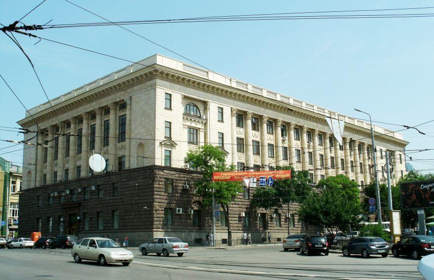 Таможенная академия город Ростов-на-Дону
