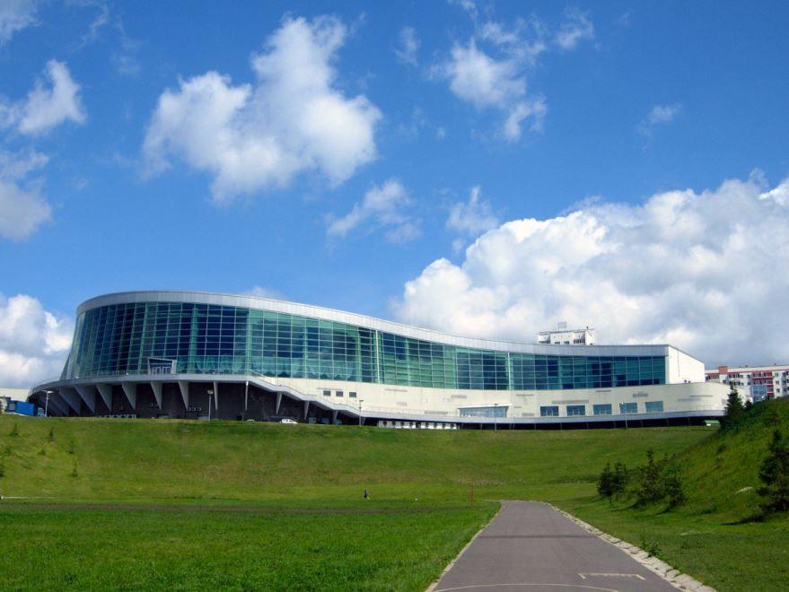 Конгресс-холл город Уфа