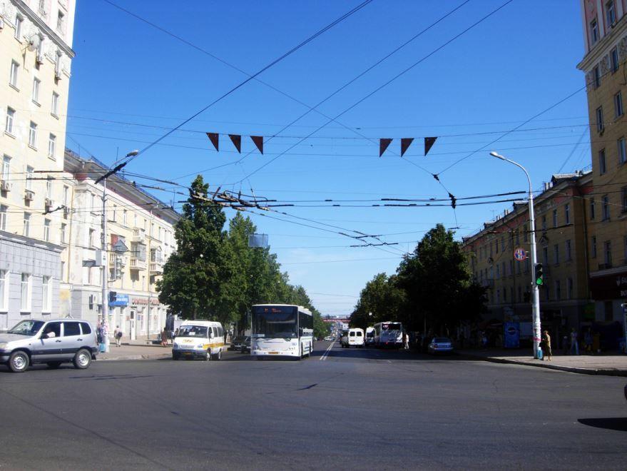 Улица Первомайская город Уфа