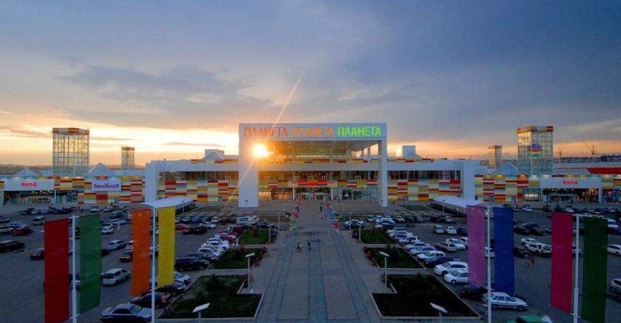 Торговый центр Планета город Красноярск