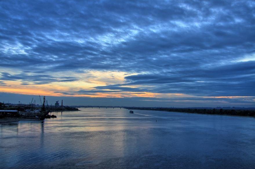 Смотреть красивое фото река Кама в хорошем качестве