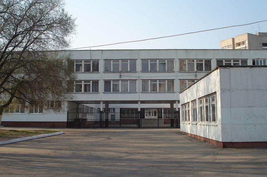 Лицей города Воронеж 2019
