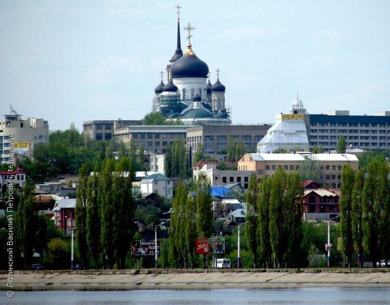 Собор Благовещения Пресвятой Богородицы город Воронеж