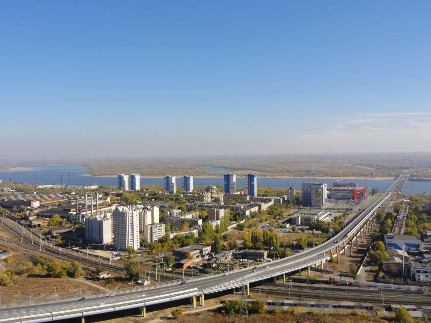 Скачать онлайн бесплатно лучшее фото города Волгоград в хорошем качестве