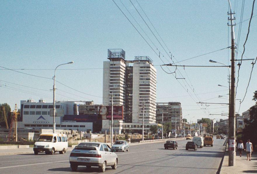 Скачать онлайн бесплатно красивое фото улицы города Волгограда в хорошем качестве