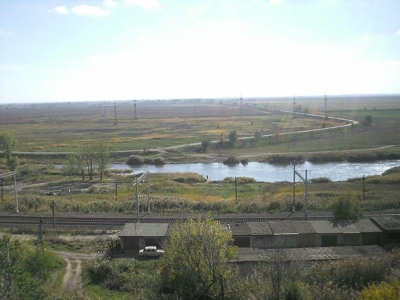 Смотреть красивое фото окраина города Аксай бесплатно