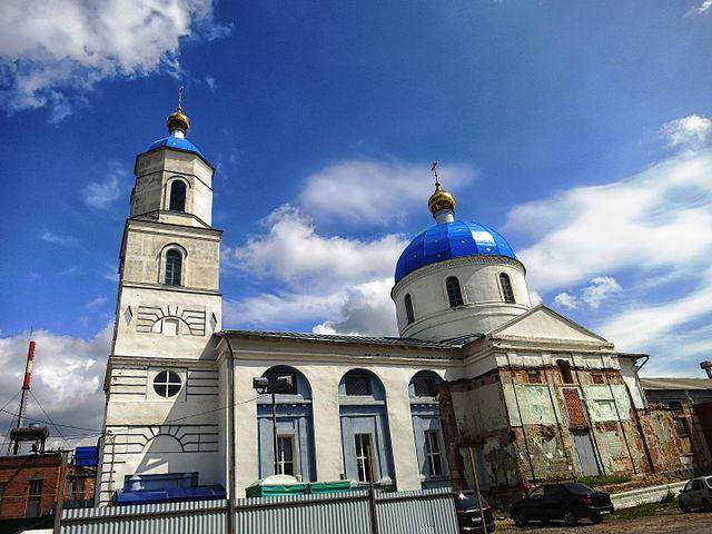 Аксайский Свято Успенский собор