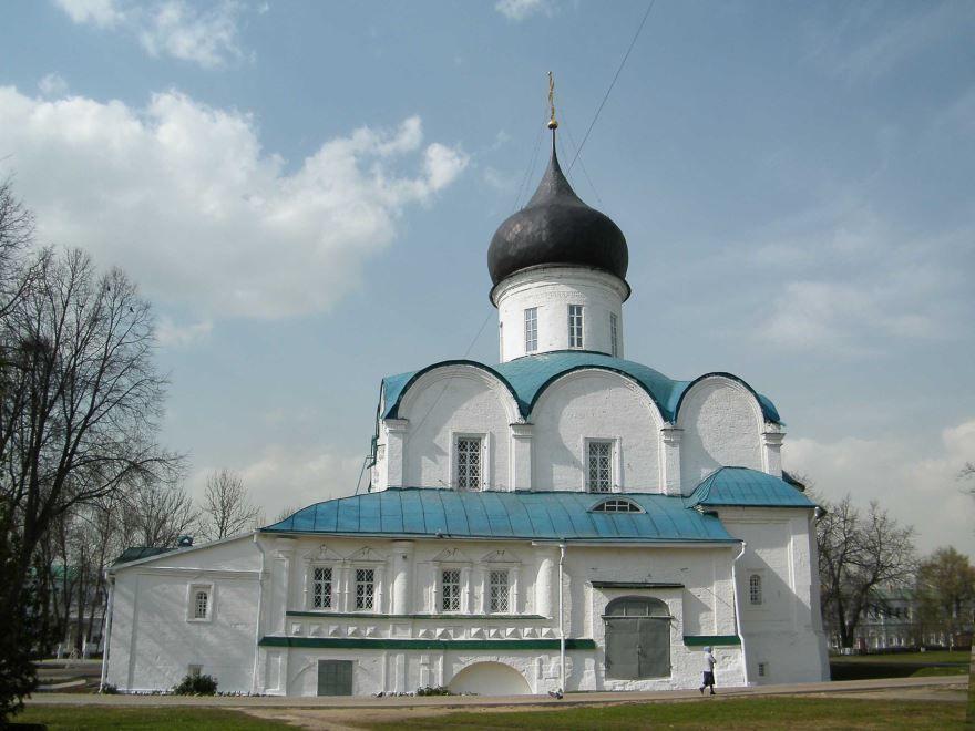 Троицкий собор город Александров