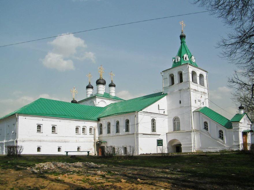 Успенская церковь город Александров