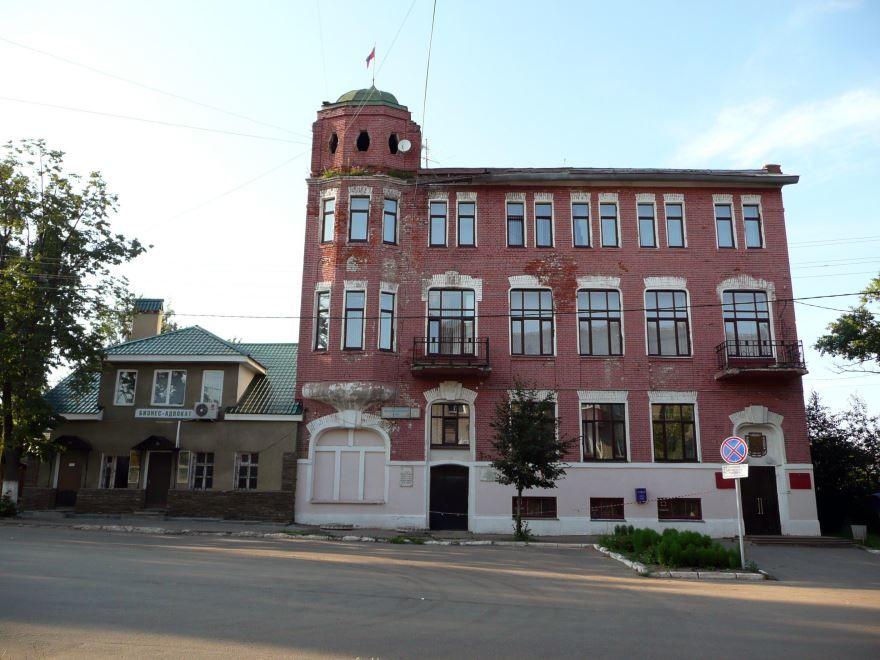 Здание Районной администрации города Александров