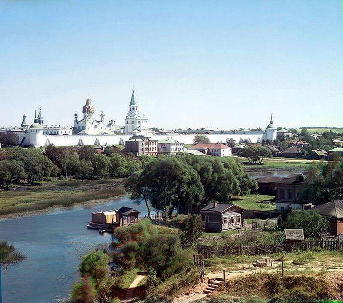 Кремль в городе Александров