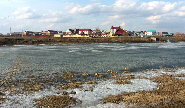 Смотреть красивое фото село Алексеевка 2018 Уфимского района