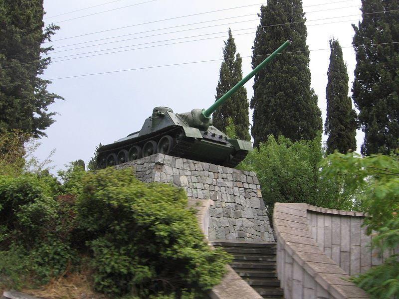 Памятник Освободителям города Алушта