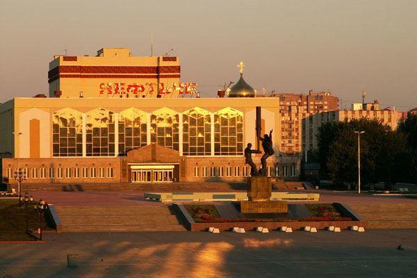 Смотреть красивое фото город Альметьевск 2019