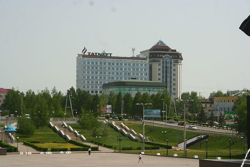 Скачать онлайн бесплатно лучшее фото города Альметьевск в хорошем качестве